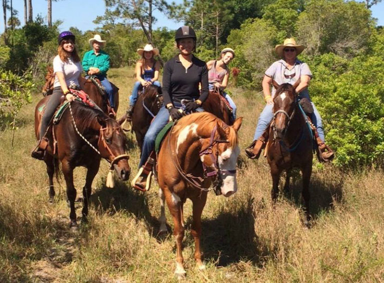 Ride-a-Thon at Special Equestrians